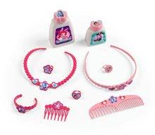 Kosmetický stolek pro děti - Kosmetický stolek Enchantimals 2v1 Smoby se židličkou a 10 doplňků_3