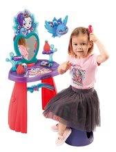 Kosmetický stolek pro děti - Kosmetický stolek Enchantimals Smoby se židlí a 10 doplňky_0