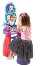 Kosmetický stolek pro děti - Kosmetický stolek Enchantimals Smoby se židlí a 10 doplňky_1