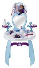 Kosmetický stolek pro děti - Kosmetický stolek se židličkou Frozen Smoby se srdíčkovým zrcadlem a 10 doplňky_4
