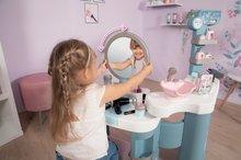 Kozmetična mizica za otroke - Kozmetična mizica elektronska My Beauty Center 3in1 Smoby frizerstvo in kozmetični salon z manikiro ter 32 dodatkov_1