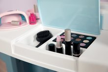Kozmetična mizica za otroke - Kozmetična mizica elektronska My Beauty Center 3in1 Smoby frizerstvo in kozmetični salon z manikiro ter 32 dodatkov_6