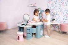 Kozmetična mizica za otroke - Kozmetična mizica elektronska My Beauty Center 3in1 Smoby frizerstvo in kozmetični salon z manikiro ter 32 dodatkov_8