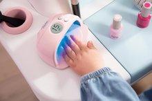 Kozmetična mizica za otroke - Kozmetična mizica elektronska My Beauty Center 3in1 Smoby frizerstvo in kozmetični salon z manikiro ter 32 dodatkov_17