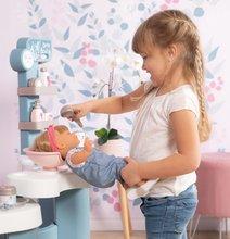 Kozmetična mizica za otroke - Kozmetična mizica elektronska My Beauty Center 3in1 Smoby frizerstvo in kozmetični salon z manikiro ter 32 dodatkov_18