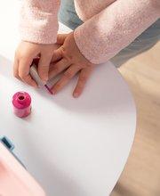 Kozmetična mizica za otroke - Kozmetična mizica elektronska My Beauty Center 3in1 Smoby frizerstvo in kozmetični salon z manikiro ter 32 dodatkov_23