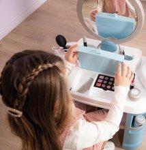 Kozmetična mizica za otroke - Kozmetična mizica elektronska My Beauty Center 3in1 Smoby frizerstvo in kozmetični salon z manikiro ter 32 dodatkov_24
