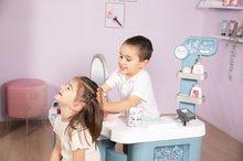 Kozmetična mizica za otroke - Kozmetična mizica elektronska My Beauty Center 3in1 Smoby frizerstvo in kozmetični salon z manikiro ter 32 dodatkov_25