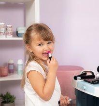 Kozmetična mizica za otroke - Kozmetična mizica elektronska My Beauty Center 3in1 Smoby frizerstvo in kozmetični salon z manikiro ter 32 dodatkov_27