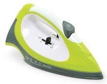 Žehlička pro děti Smoby elektronická zelená