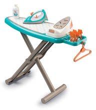 Hry na domácnosť - Set upratovací vozík s elektronickým vysávačom Vacuum Cleaner Smoby so žehliacou doskou a hriankovač s vaflovačom a kávovarom_10