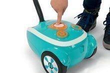Dětská dílna sety - Set pracovní dílna Black&Decker Smoby elektronická a úklidový vozík s elektronickým vysavačem_21