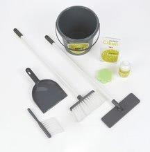 Kuchynky pre deti sety - Set kuchynka Tefal SuperChef Smoby s grilom a kávovarom a upratovací vozík Clean_16