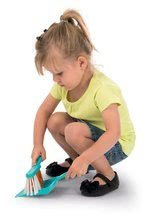 Kuchynky pre deti sety - Set kuchynka rastúca s tečúcou vodou a mikrovlnkou Tefal Evolutive Smoby a metla s lopatkou Aqua clean_4
