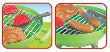 Hry na zahradníka - 334 e ecoiffier grilovaci stolik