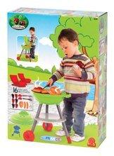 Hry na zahradníka - 334 f ecoiffier grilovaci stolik