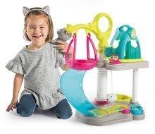 Domčeky pre bábiky - 340400 b smoby cat hosue
