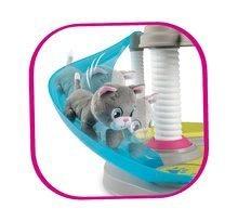 Domčeky pre bábiky - 340400 f smoby cat hosue