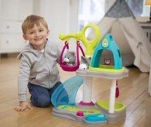 Domčeky pre bábiky - 340400 za smoby cat hosue