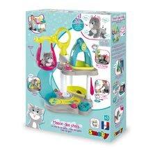 Domčeky pre bábiky - 340400 ze smoby cat house