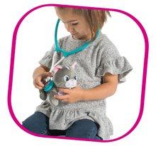 Zdravniški vozički za otroke - Veterinarska ambulanta z živalcami Veterinary Center Smoby s pultom in banjica za kopanje s 18 dodatki_6