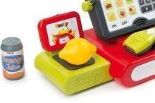 Kuchynky pre deti sety - Set kuchynka CookMaster Verte Smoby s ľadom a zvukmi a dotyková elektronická pokladňa s funkciami_5