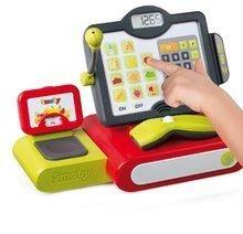 Kuchynky pre deti sety - Set kuchynka CookMaster Verte Smoby s ľadom a zvukmi a dotyková elektronická pokladňa s funkciami_15