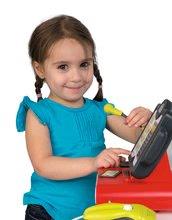 Kuchynky pre deti sety - Set kuchynka CookMaster Verte Smoby s ľadom a zvukmi a dotyková elektronická pokladňa s funkciami_17