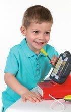Kuchynky pre deti sety - Set kuchynka CookMaster Verte Smoby s ľadom a zvukmi a dotyková elektronická pokladňa s funkciami_20