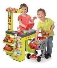 Obchody pro děti - 350202 b smoby detsky obchod