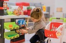 Trgovine kompleti - Komplet trgovina z vozičkom Supermarket Smoby in sladoled s kornetom_12