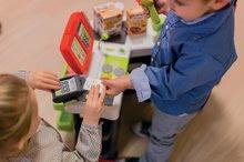 Trgovine kompleti - Komplet trgovina z vozičkom Supermarket Smoby in sladoled s kornetom_4