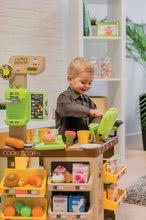 Obchody pro děti sety - Set kavárna s Espresso kávovarem Coffee House Smoby a zmrzlina s kornoutkem jako dárek_4