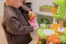 Obchody pro děti sety - Set kavárna s Espresso kávovarem Coffee House Smoby a zmrzlina s kornoutkem jako dárek_7