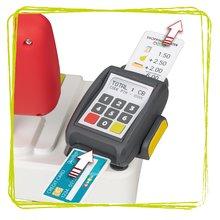 Trgovine za otroke - Trgovina z mešanim blagom MaxiMarket Smoby z elektronsko blagajno in skenerjem ter hladilnikom s 50 dodatki_5