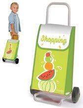 Nákupný vozík Smoby na kolieskach