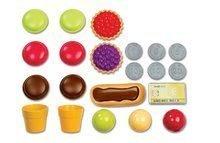Obchody pre deti - Zmrzlináreň Ice Cream Smoby s pokladňou a 21 doplnkami od 18 mes_3