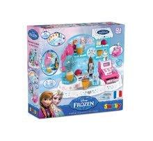 Kozmetické stolíky sety - Set kozmetický stolík Frozen Smoby so stoličkou a zmrzlináreň Frozen_10
