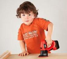 Detská dielňa sety - Set pracovná dielňa Black&Decker Smoby s mechanickou vŕtačkou a elektronická sada nástrojov 3v1 Quatro Set_7