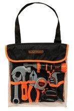 Delovno orodje Black+Decker Smoby v torbi 6 kosov