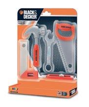 Náradie a nástroje - Pracovné náradie Black&Decker Smoby 5 kusov_1