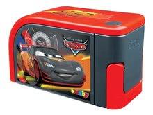 Pracovná detská dielňa - Autoservis Autá Carbon Smoby s náradím a autom McQueen v kufríku_1