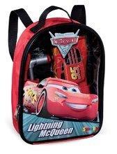 Smoby batoh pre deti s náradím Autá 3 a skladacie autíčko McQueen