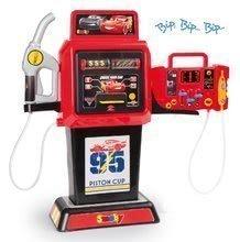 Pracovná detská dielňa - Benzínová pumpa Autá 2 Smoby elektronická so zvukom a svetlom_4