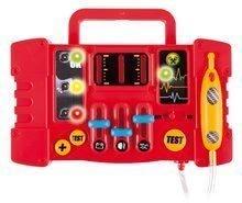Detská dielňa sety - Set pracovná dielňa Black+Decker Smoby s vŕtačkou a elektronický trenažér Autá V8 Driver a benzínová pumpa_21