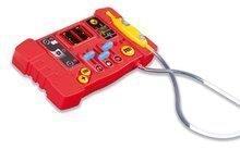 Pracovná detská dielňa - Benzínová pumpa Autá 2 Smoby elektronická so zvukom a svetlom_3