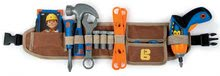 Gyerek öv szerszámokkal Bob the Builder Smoby 44 cm 14 kiegészítővel 44*6*9 cm SM360152
