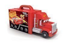 Kamion Cars Mack Truck Simulator Smoby hanggal fénnyel és összerakható kisautóval