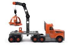 Játék szerelőasztalok - Kamion szerszámos bőrönddel Black&Decker Truck Smoby és 60 kiegészítővel, szerszámokkal_6