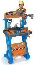 Smoby detská pracovná dielňa Staviteľ Bob X konštrukcia 360306